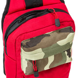"""Rack Pack"" Over The Shoulder Bag"