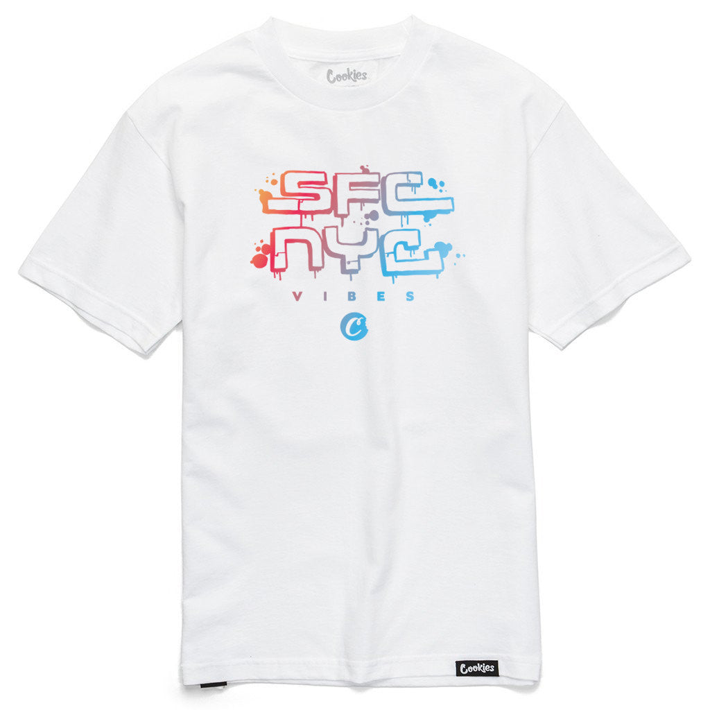 SFC x NYC Tee (White)