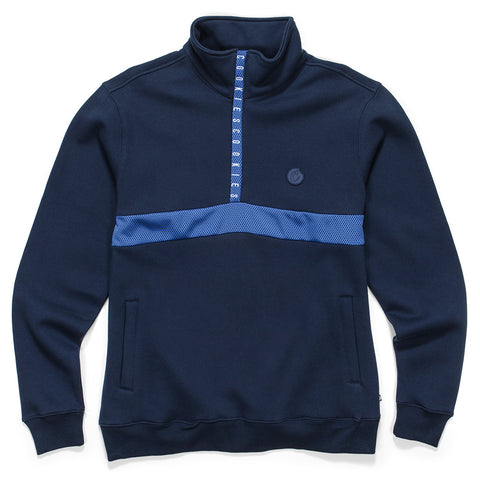 Sierra Half Zip Fleece (Navy)