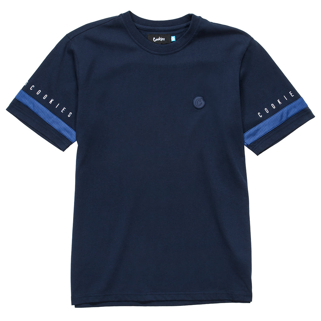 Sierra Applique S/S Knit (Navy)