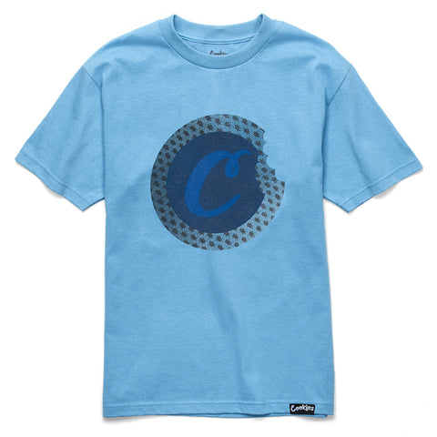 Sierra Logo Tee (Carolina Blue)
