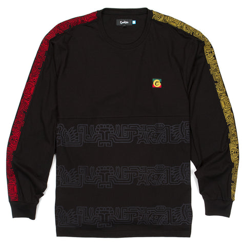 Sol L/S Pieced Knit