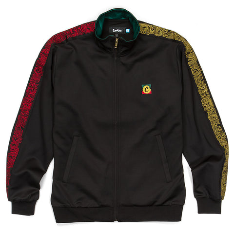 Sol Poly Track Jacket