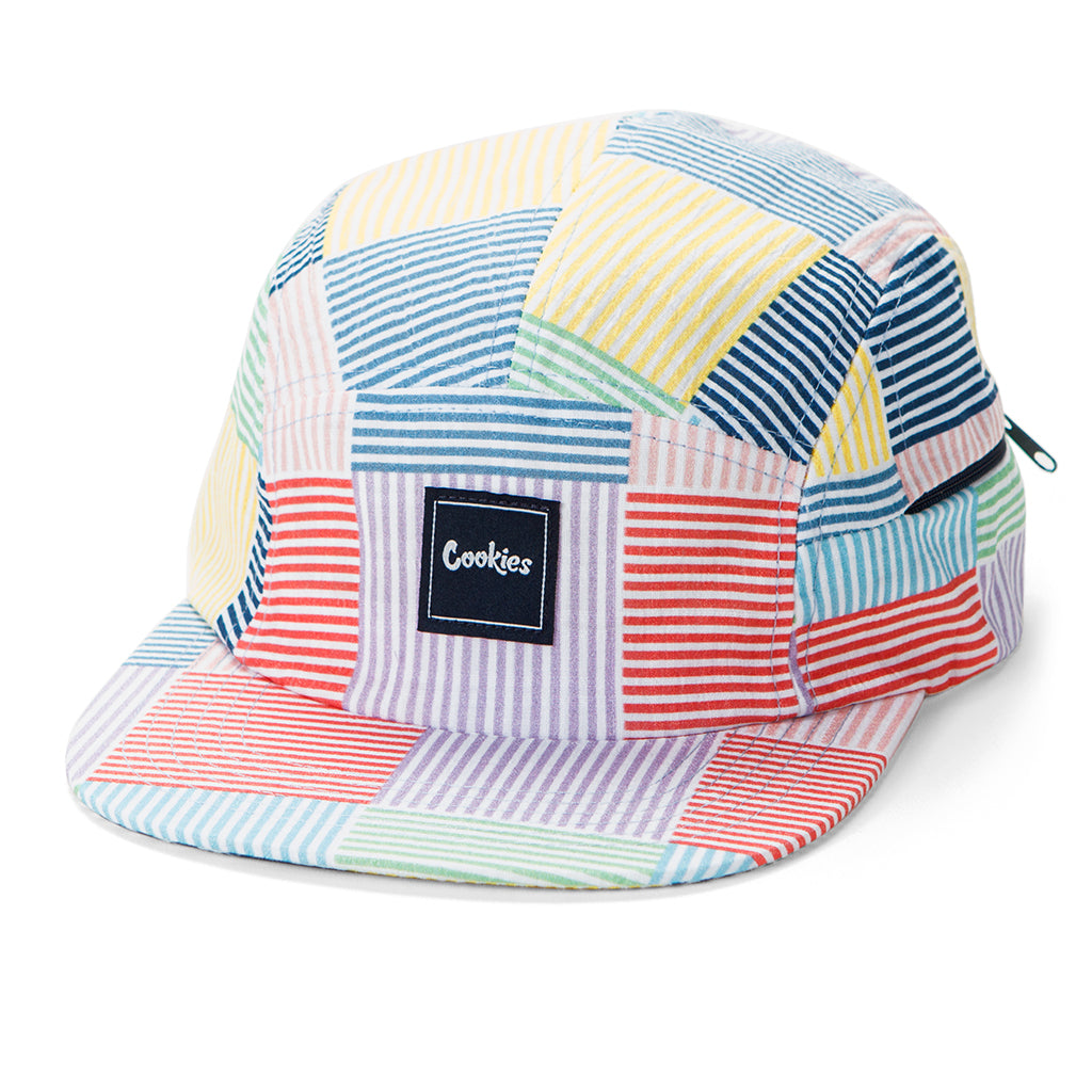 South Hampton 5 Panel Hat