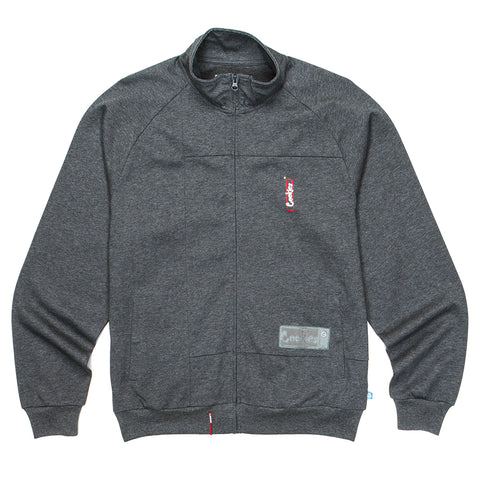 Superior Genetics Full Zip Mock-Neck Jacket