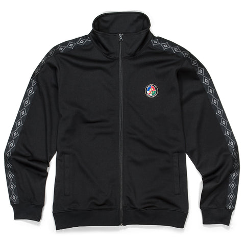 Tahoe Native Track Jacket (Black)