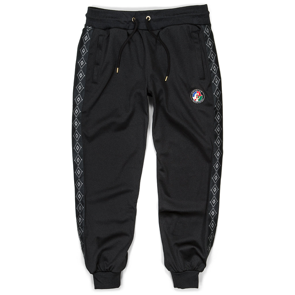 Tahoe Native Track Pants (Black)