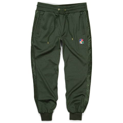 Tahoe Native Track Pants (Olive)