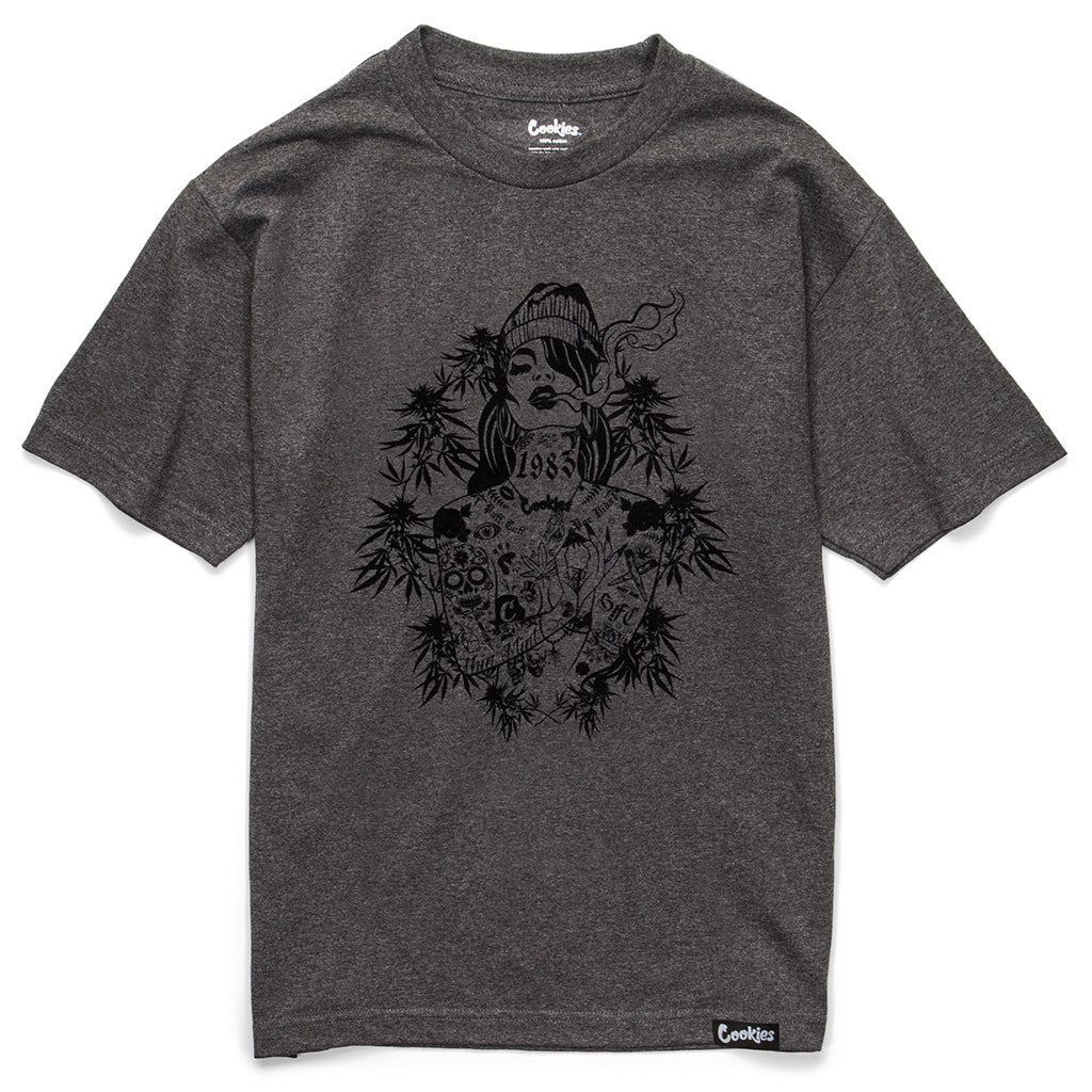 Tat That Tee (Heather Charcoal)