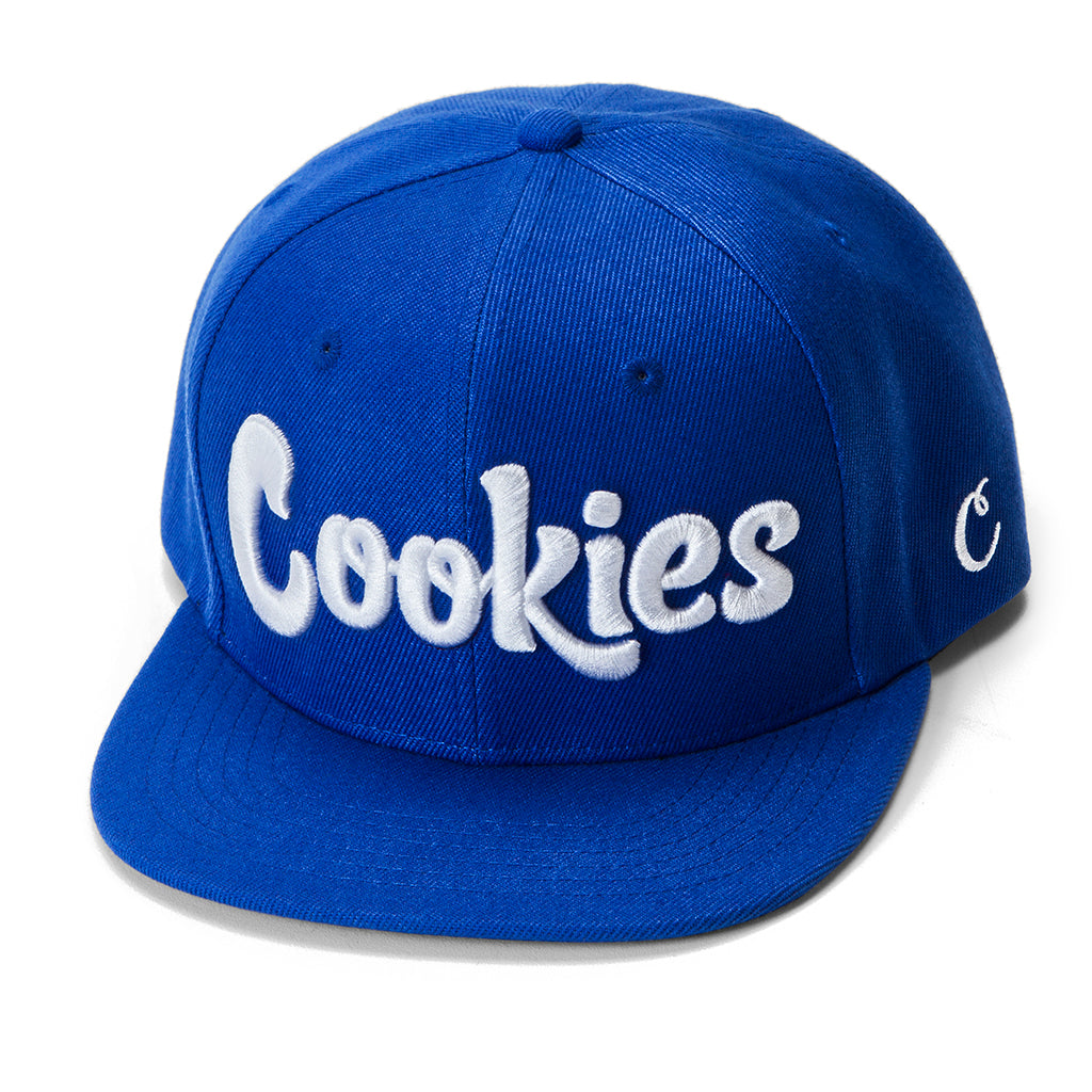 Thin Mint Snapback (Royal/White)