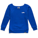 Womens Mini Wideneck (Royal Blue)