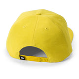 Thin Mint Twill Snapback Cap (Yellow)