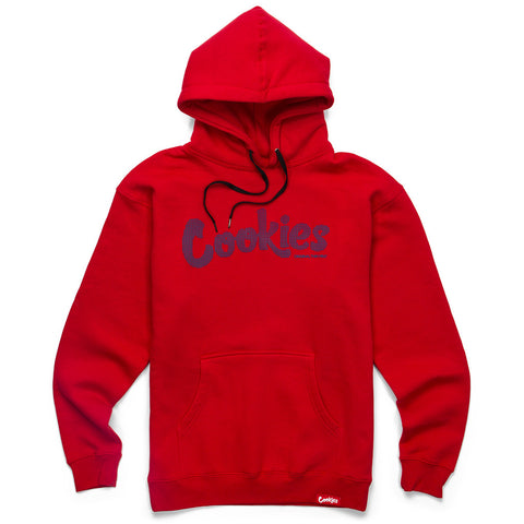 HD Thin Mint Hoodie (Red)