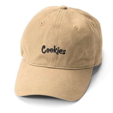Thin Mint Dad Cap (Khaki/Black)