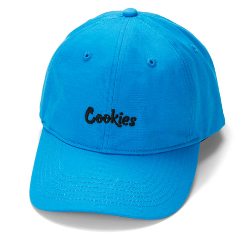 Original Logo Dad Cap (Cookies Blue/Black)