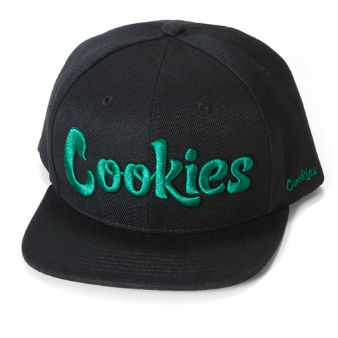 Original Thin Mint Snapback (Black/Green)