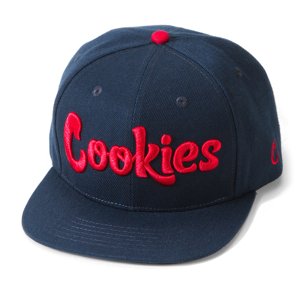 Original Logo Snap (Navy/Red)