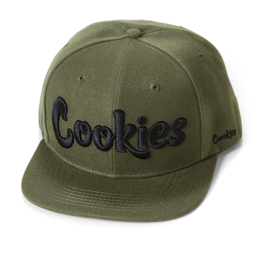 Original logo Snap (Olive/Black)