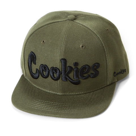 Thin Mint Snap (Olive/Black)