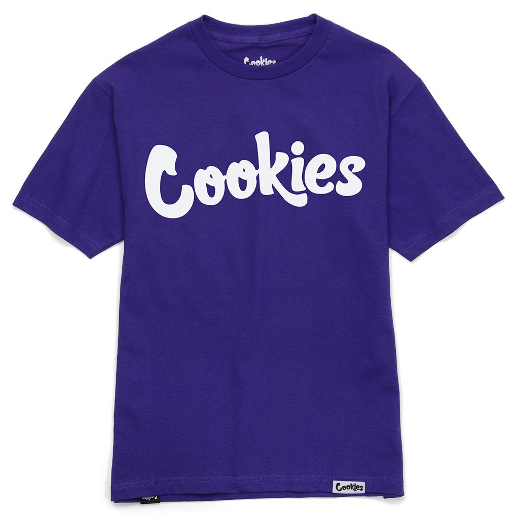 Original Logo Purple Tee