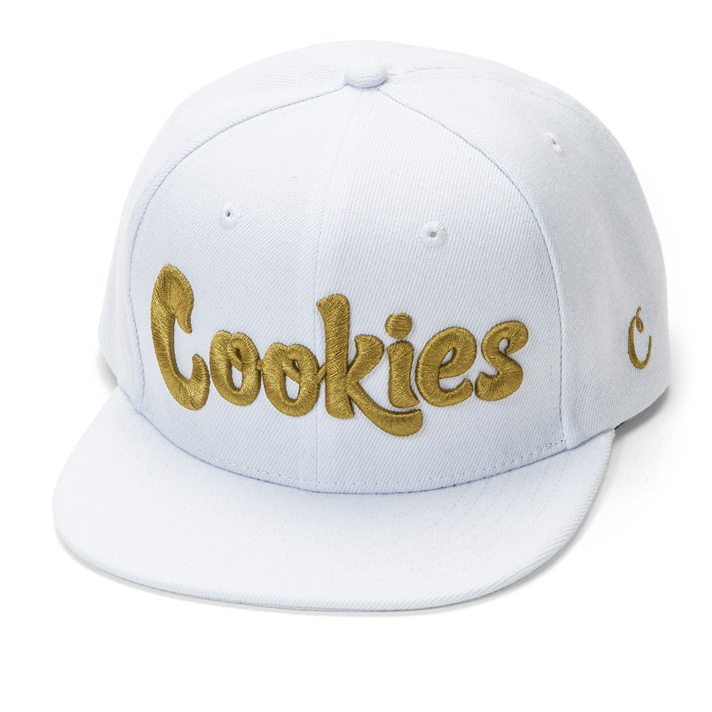 Thin Mint Snap (White/Gold)