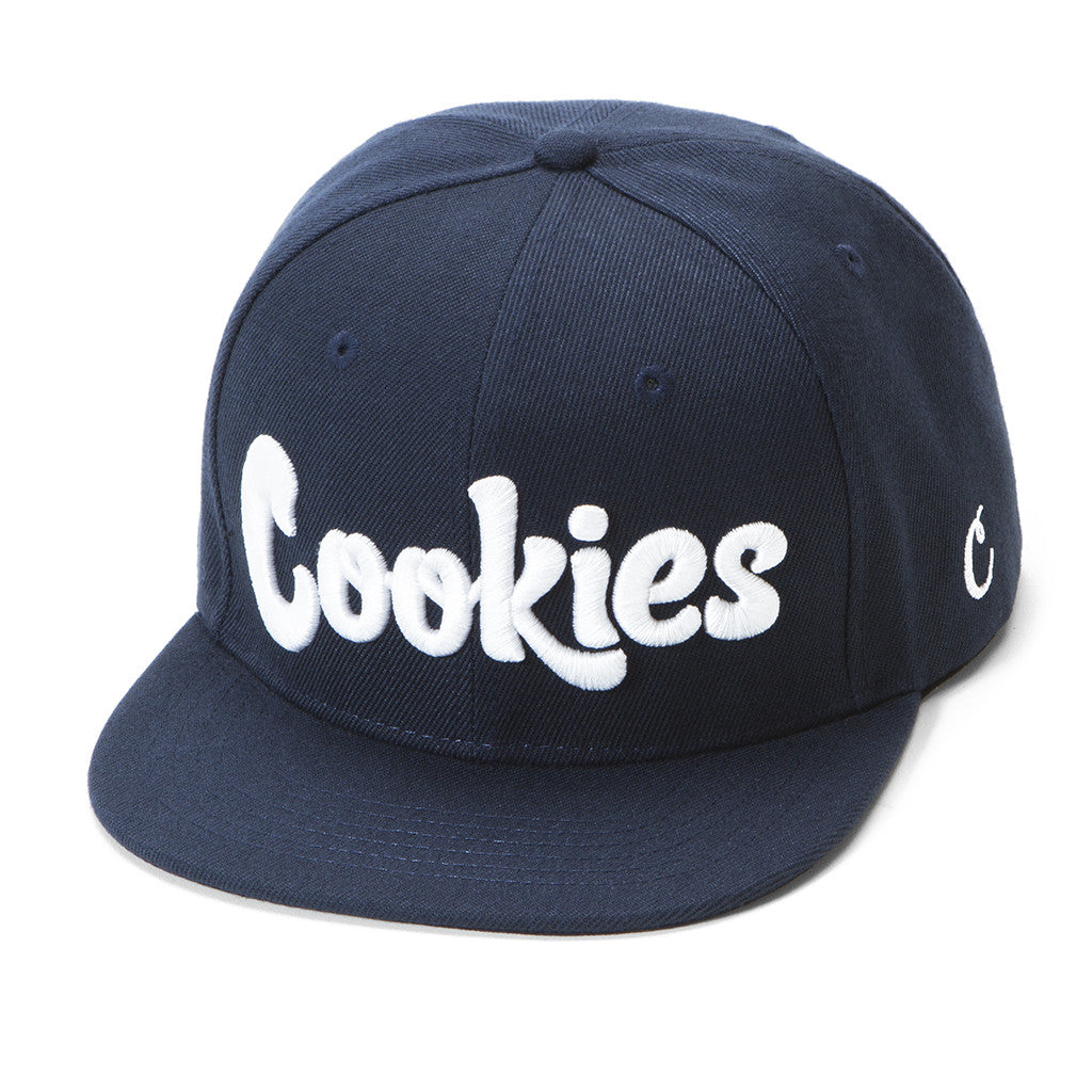 Original logo Snap (Navy/White)