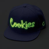 Original logo Glow Hat (Navy)