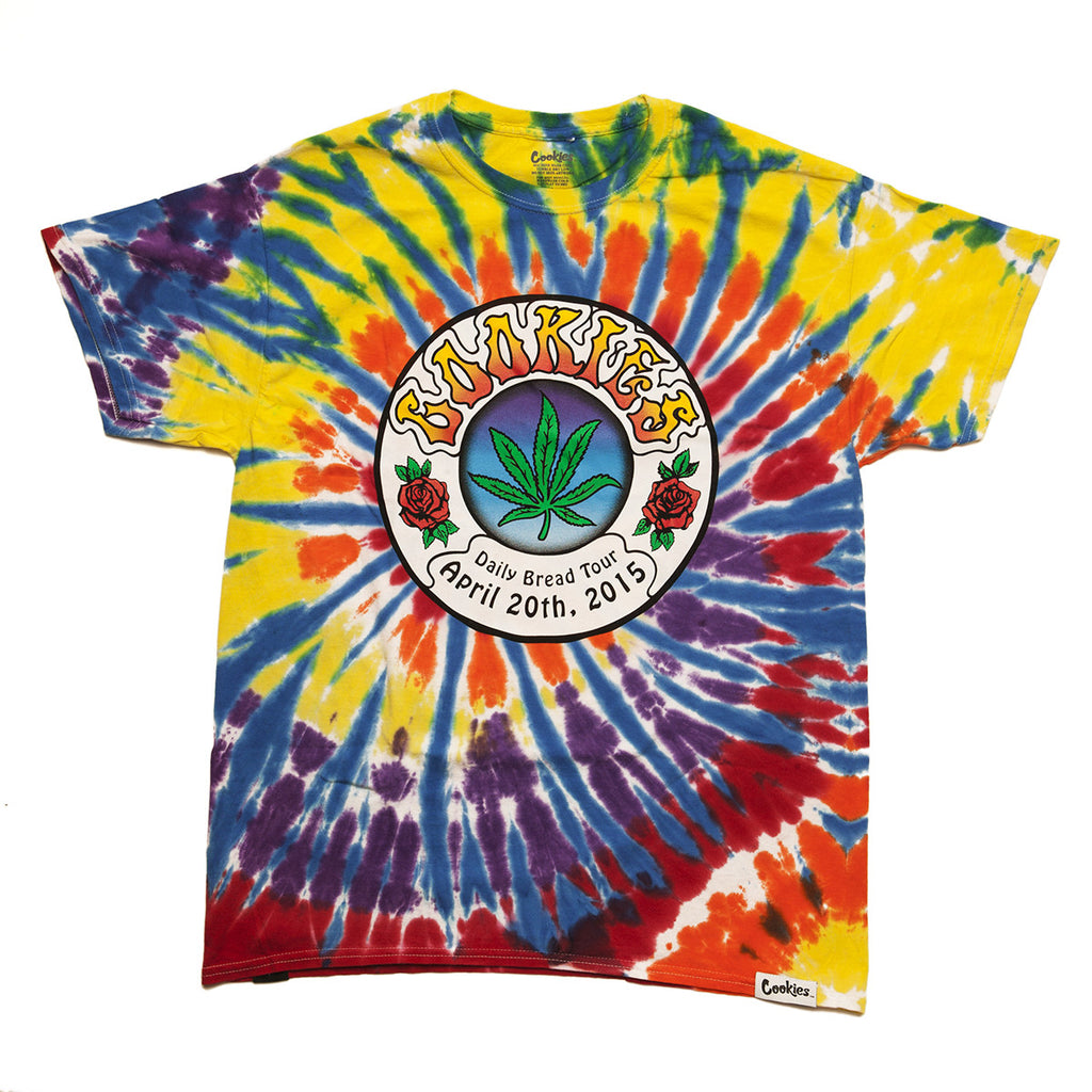 DT Tour Tee (Rainbow)