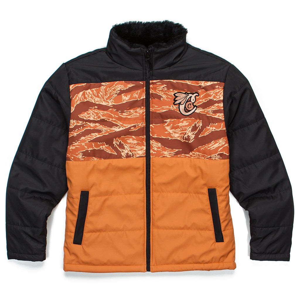 Top of the Key Poly Filled Jacket