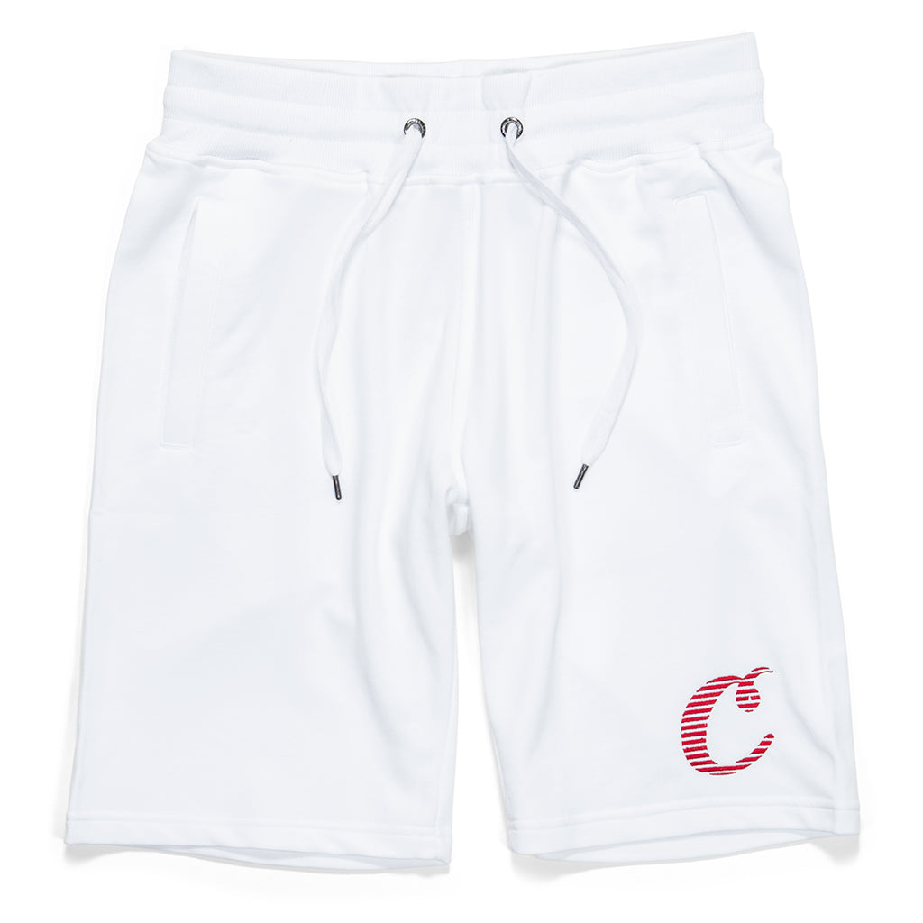 Tournament Shorts (White)