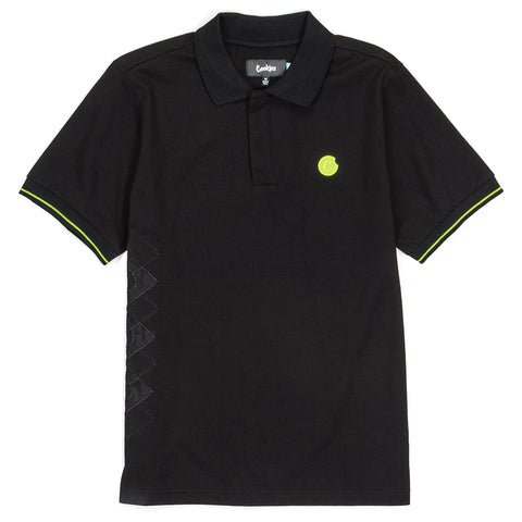 Wimbledon Tonal Pieced Polo