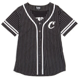 Womens Trap Goddess Baseball Jersey