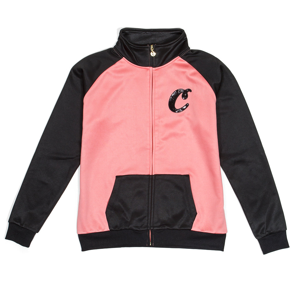 Womens Trap Goddess Track Jacket