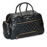 Womens Overnight Bag (Black)