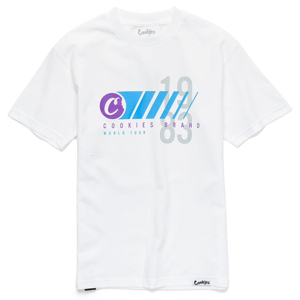 World Tee Tee (White)