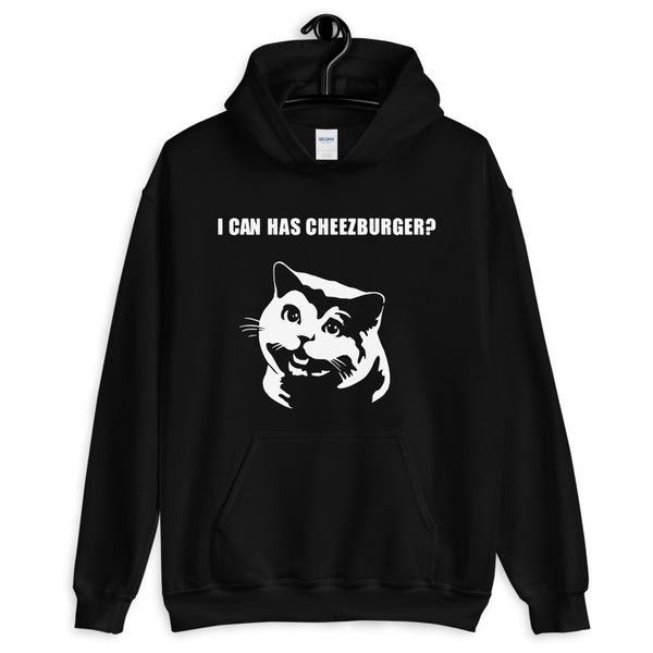 Can I Has Cheezburger Hoodie
