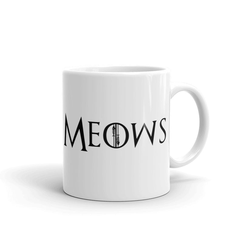 Game Of Meows Mug