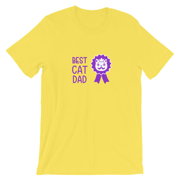 Best Cat Dad T-Shirt