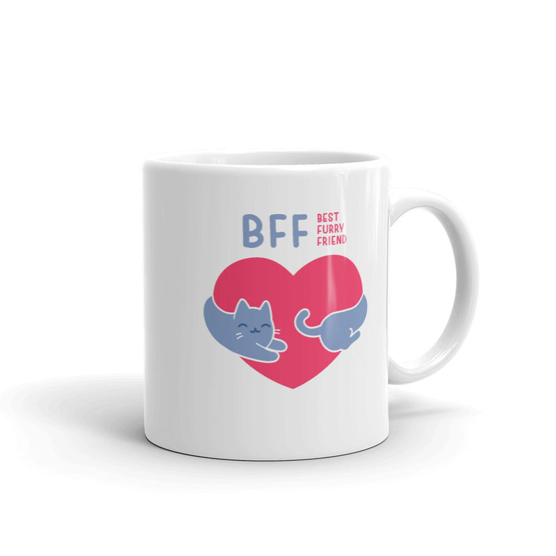 Best Furry Friend Mug
