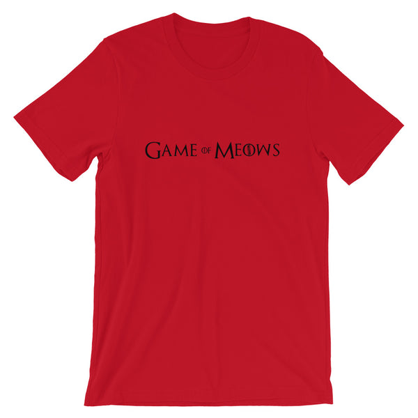 Game Of Meows T-Shirt