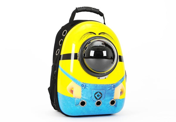 Space Ship Backpack Cat Carrier
