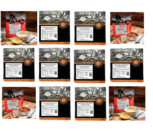 Expedition Foods 1 Month Emergency Rations Pack
