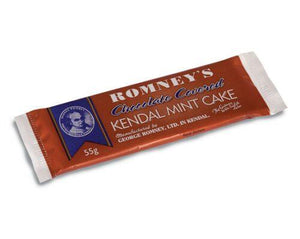 Romneys Kendal Mint Cake Chocolate 55g