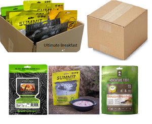 Ultimate Food Breakfast Kit - Multi brand
