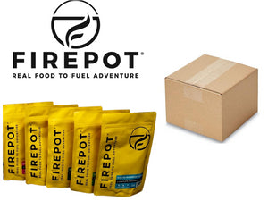 Firepot Food Vegetarian - Full Meal Kit