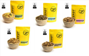 Firepot DofE Vegan Ration Expedition Pack Gold 5 Meal