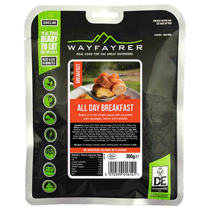 Wayfayrer All Day Breakfast