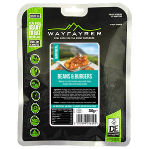Wayfayrer Beans and Burger