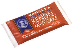 Romneys Kendal Mint Cake Chocolate 40g