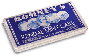Romneys Kendal Mint Cake Pocket Tin 170 g